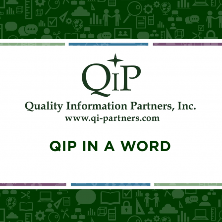 QIP in a word