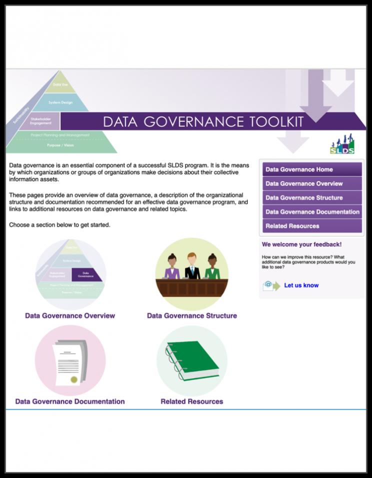 data governance toolkit image