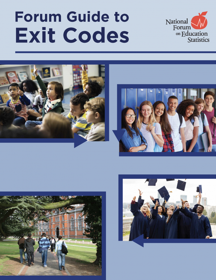"""<a href=""""https://nces.ed.gov/pubsearch/pubsinfo.asp?pubid=NFES2020132"""">Forum Guide to Exit Codes<a>"""