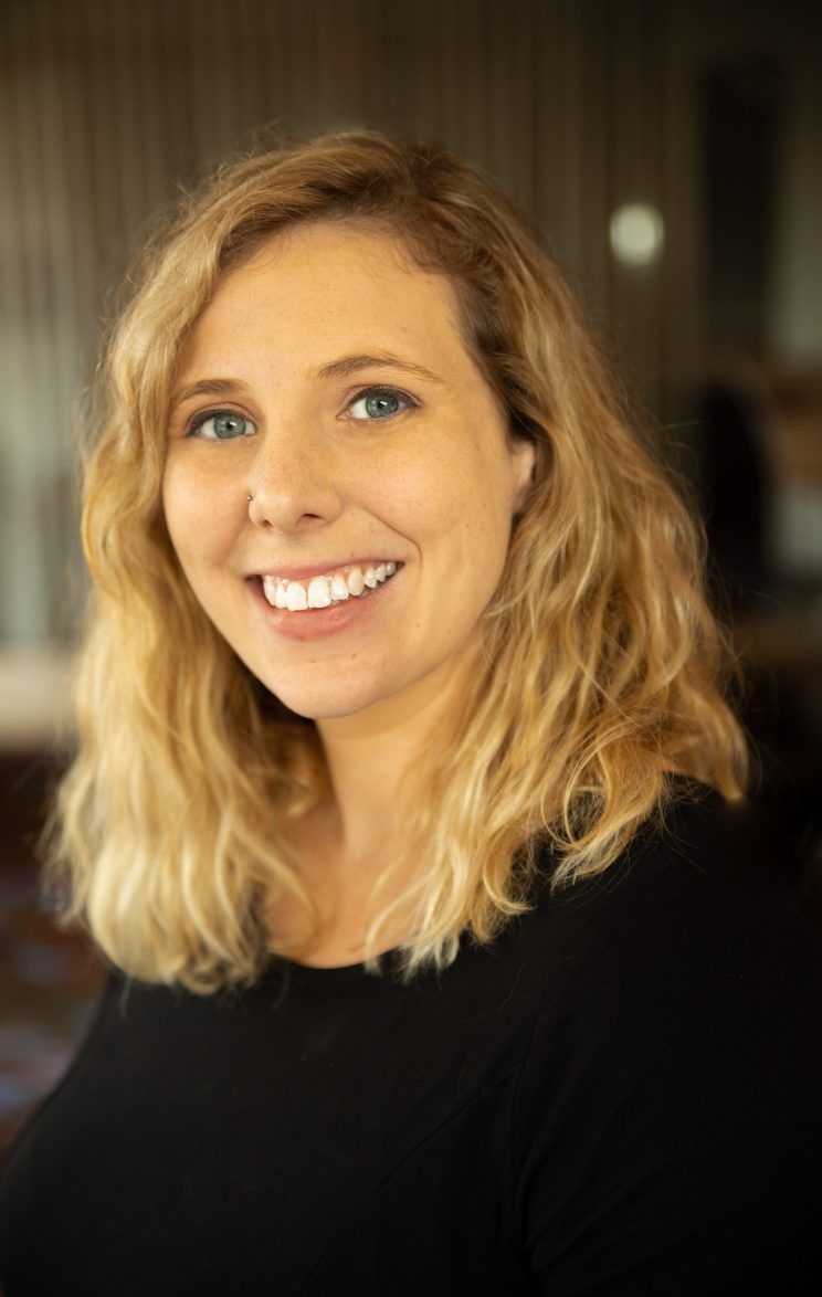 Photo of Meghan Edwards, QIP Communications Specialist